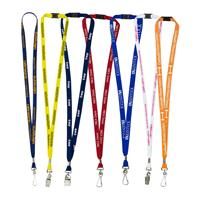 Lanyards & Name Badges