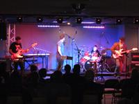 Full bands rock the house at every Student Concert