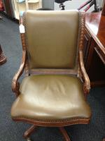 Beautiful Leather Office Chair
