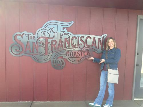 Fallon, NV. Home of San Fran Roaster Mfg