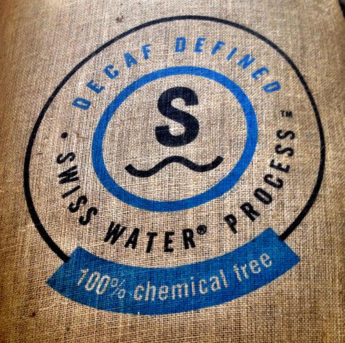 Swiss Water Decaffination