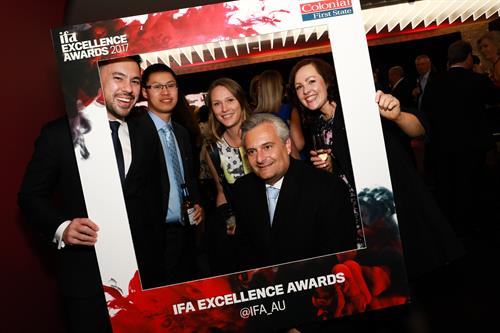 Independent Financial Adviser Awards Party