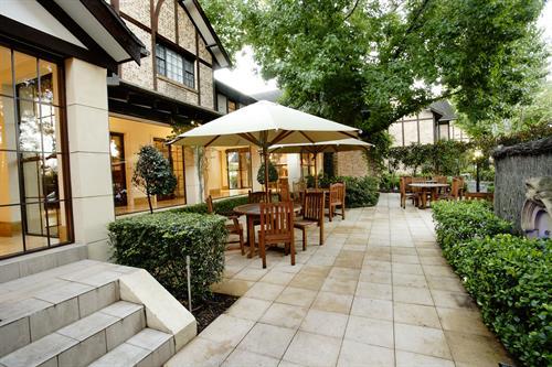 Bar Courtyard