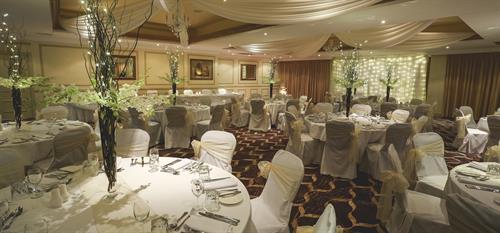 Estate Room Wedding