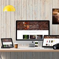 Schibello Caffe website redesign