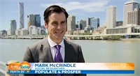 Mark McCrindle in the media
