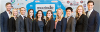 The McCrindle team