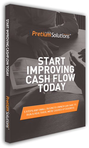 Download our free eBook and learn how to improve cash flow in five simple steps… bit.ly/pretium