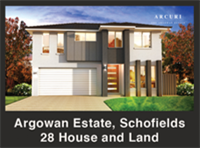 Argowan Estate, Schofields