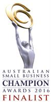 Australian Small Business Champion Finalist 2016