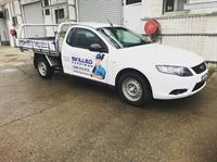 If you see our vehicles floating around be sure to give us a wave :)