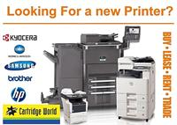 Lease, Buy or Rent printers