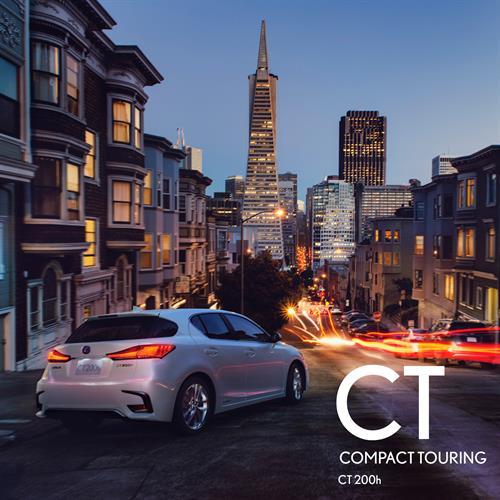 Lexus CT Compact Hatch