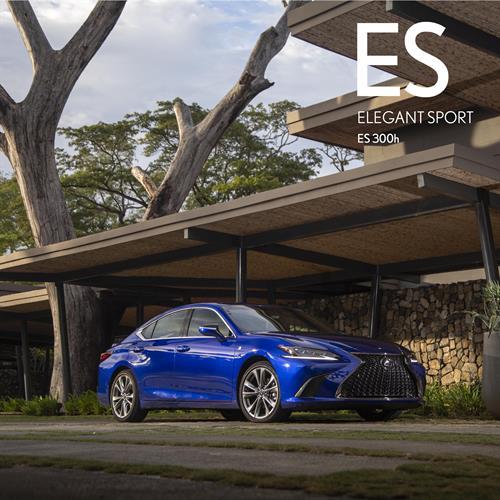Lexus ES Medium Luxury Sedan