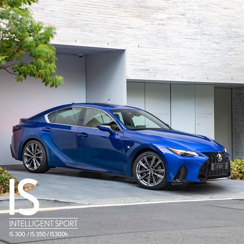 Lexus IS Medium Sports Sedan