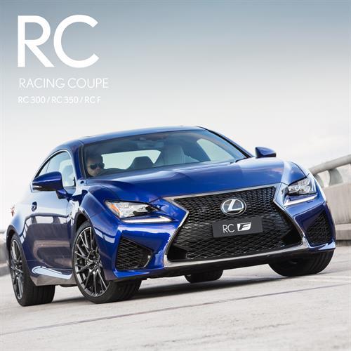 Lexus RC Racing Coupe