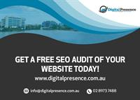 Get your FREE SEO Audit Today!