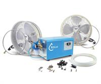Fog 60 fan misting kit