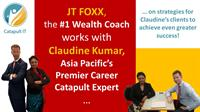 Working with JT Foxx, the #1 Wealth Coach, to give my clients Big Results