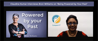 Interviewing Bron Williams on Being Powered by Your Past