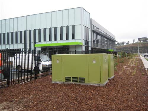 Endeavour Energy Padmount Substations