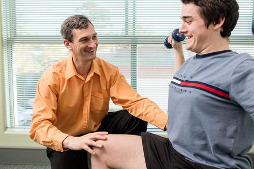Sports Injuries and Post-Opertive Rehab