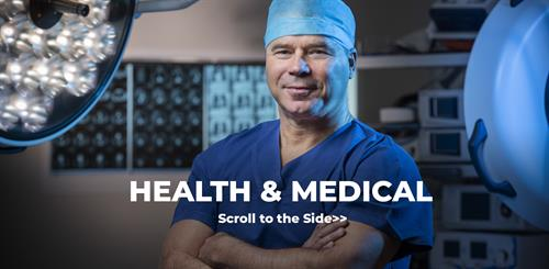 Health & Medical Photography and Video