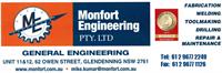 Monfort Engineering Pty Ltd