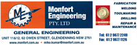 Monfort Engineering Pty Ltd