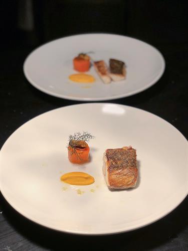 Poach Salmon