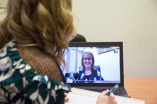 We do Skype consultations
