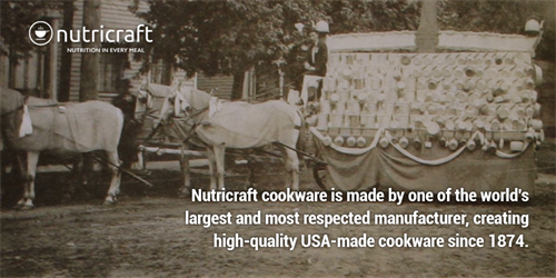Nutricraft Years of Quality Craftmanship