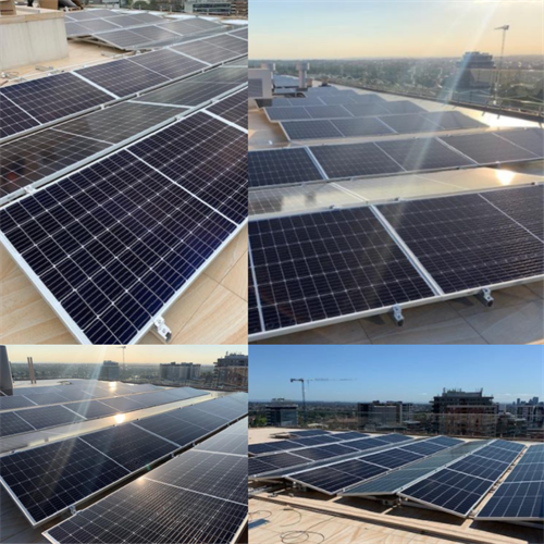 Apartment Building - Installation of a 52kW Solar system – on our assessment we calculated a 45kW system.