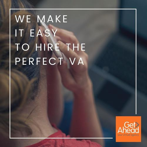 We make it easy to hire the perfect VA