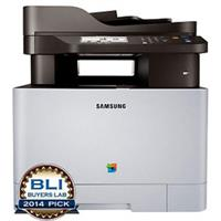 Samsung  Multifunction Color copier/printer/scanner and fax all in one (laser printing)