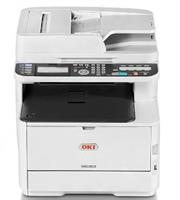 OKI DATA MC363dn Multifunction Color   copier/printer/scanner and fax all in one ( LED printing)