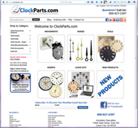 ClockParts.com