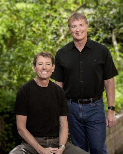 Dr. Steve Yenne and Dr. Jay Schofield