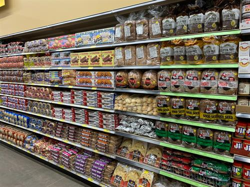 Bread Wall