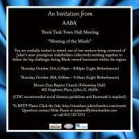 2021 AABA Think Tank Town Hall #2