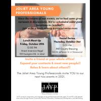2021 JAYP Social Series at Will County Brewing