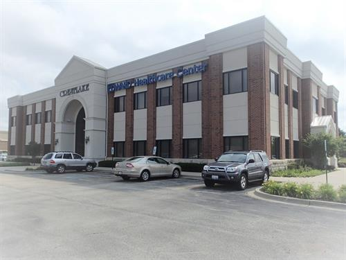 Bays Crestlake Building