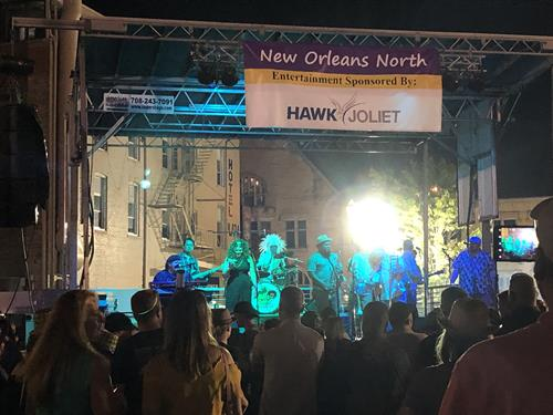 Joliet Chamber New Orleans North 2019