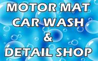 Motor Mat Car Wash