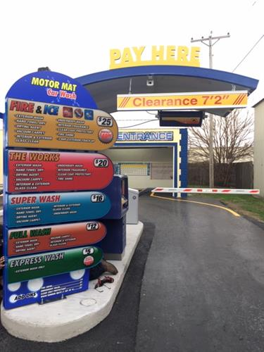 Pay Station Picture