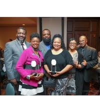 The African American Business Association (AABA) Awards Dinner Celebrated 3 Great Businesses in the Joliet Area