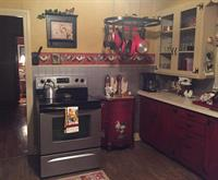 Another view of Kitchen.  There is also a washer & dryer for your convenience !