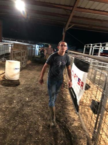 Livestock Upkeep during fair week