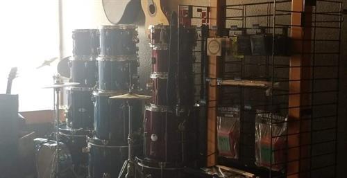 Instrument Sales and Repair