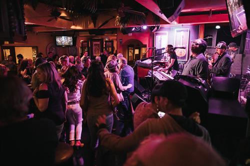 Shebeen Bar with Live Music